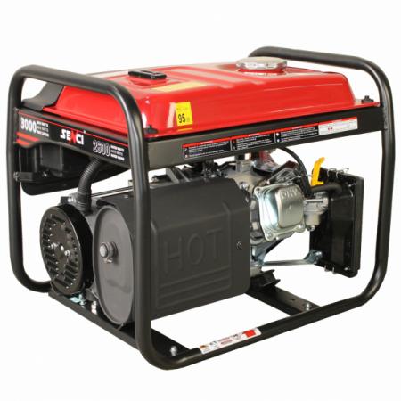 Generator de curent monofazat SC 3500E Lite Putere maxima 3 kW