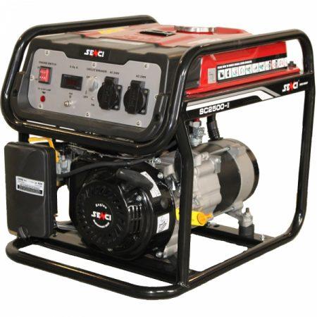 Generator de curent monofazat SENCI SC 2500 Putere max. 2.2 kw
